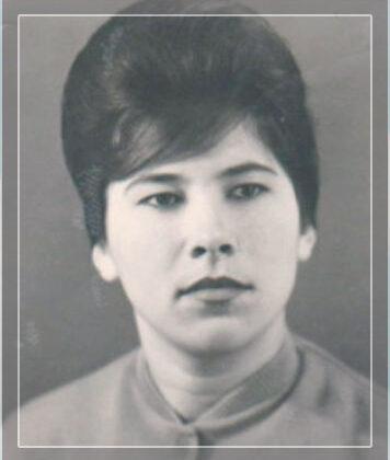 Кірюхіна Зоя Миколаївна