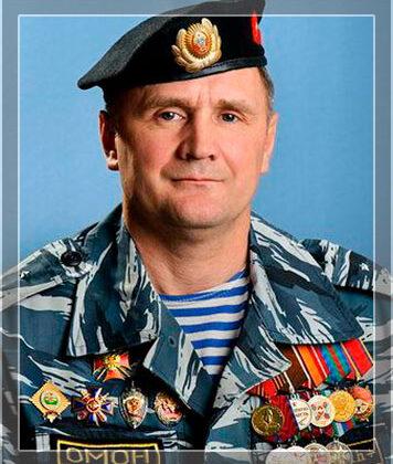 Жданович Сергій Борисович