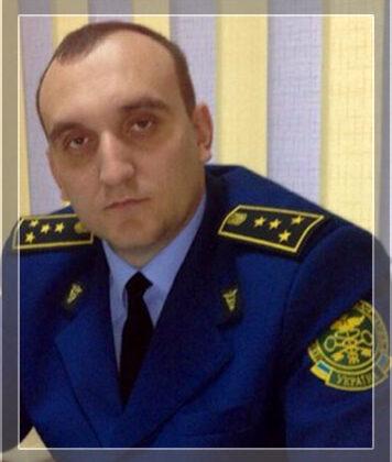 Побережник Сергій Анатолійович